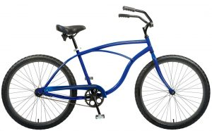 Aero in Matte Blue