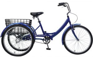 Adult Trike - Blue 1-Speed