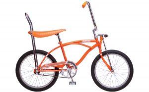 2020 Manhattan Cruisers Hot Rod in Orange