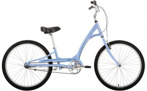 2021 Manhattan Cruisers Smoothie 3 Step-Thru in Light Blue