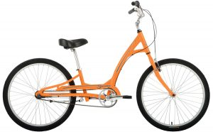2021 Manhattan Cruisers Smoothie 3 Step-Thru in Tangerine