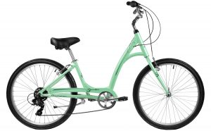 2021 Manhattan Cruisers Smoothie Step-Thru in Mint