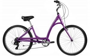 2021 Manhattan Cruisers Smoothie Step-Thru in Orchid