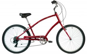 2021 Manhattan Cruisers Smoothie in Red