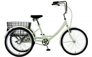 2021 Manhattan Cruisers Adult Trike in Mint